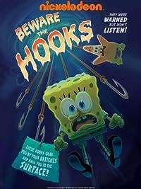 amazoncom spongebob squarepants beware the hooks tom