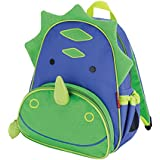 Skip Hop Zoo Pack Little Kid Backpack, Dinosaur