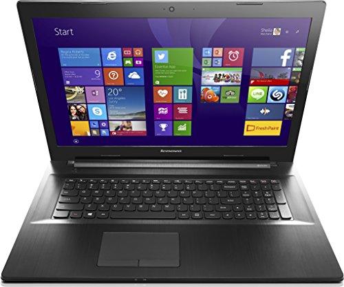 Lenovo G70-70 43,9 cm (17,3 Zoll HD+ TN) Notebook (Intel Core i7-4510U, 3,1GHz, 8GB RAM, Hybrid 1TB (8G) SSHD, NVIDIA GeForce 820M, Win 8.1) schwarz