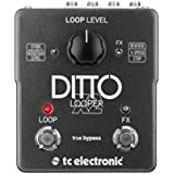 TC Electronic DITTO X2 LOOPER Amplifiers Effects Loopers
