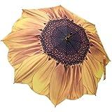 Galleria Enterprises Sunflower Folding Compact to 13 Inches Umbrella