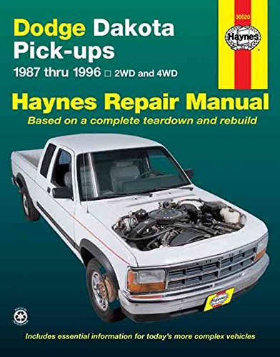 dodge-dakota-pick-ups-87-96-automotive-repair-manual-by-brian-styve-published-october-1996