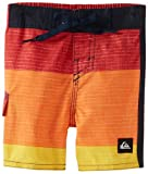 Quiksilver Baby-Boys Newborn Sliced Boardshort