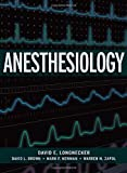 Anesthesiology (0071459847) by Longnecker, David