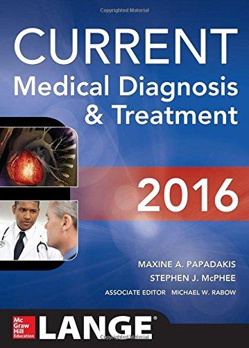 Current medical diagnosis & treatment (Medicina)