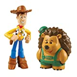 Disney Pixar Toy Story 3 Action Figure Buddy Pack - Hero Woody & Pricklepants