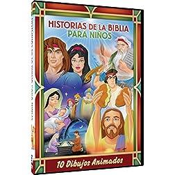 Historias de la Biblia para Niños - 10 Dibujos Animados