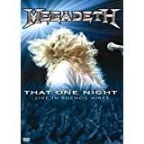 That One Night - Live in Buenos Aires ~ Megadeth