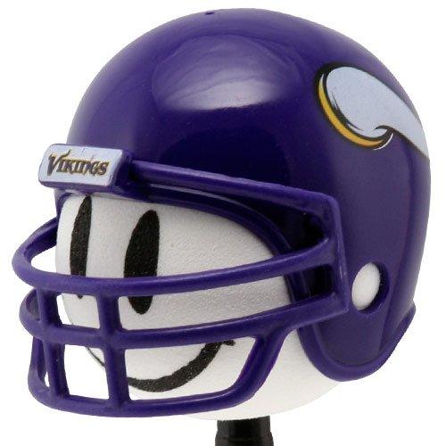 [해외]미네소타 바이킹 축구 헬멧 안테나 토퍼/Minnesota Vikings Football Helmet Antenna Topper