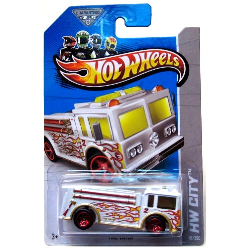Hot Wheels-2013 Treasure Hunt T Huts Fire Eater #19/250 New (Hot Wheels T Hunt compare prices)
