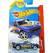 Hot Wheels HW Race 2014- 143/250 - Fig Rig (Blue)
