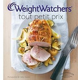 Tout petit prix, je cuisine avec WeightWatchers