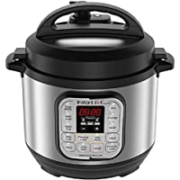 Instant Pot IPDUOMini 3 Qt 7-in-1 Programmable Pressure Cooker + $10 Gift Card