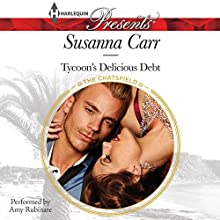 Tycoon's Delicious Debt (       UNABRIDGED) by Susanna Carr Narrated by Amy Rubinate