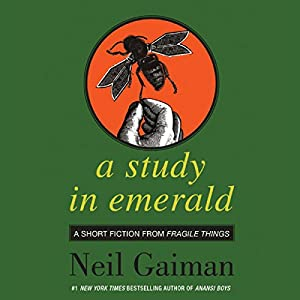 A Study in Emerald Audiobook