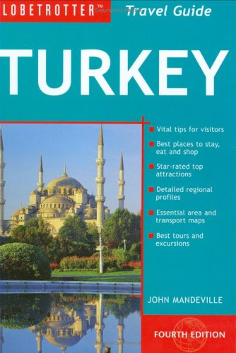Globetrotter Travel Guide: Turkey