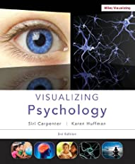 Visualizing Psychology, 3rd Edition (Wiley Desktop Editions)