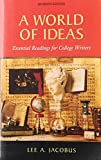 img - for A World of Ideas Lee Jacobus book / textbook / text book