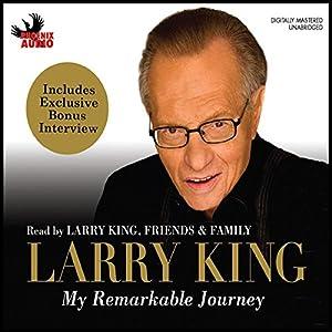 My Remarkable Journey Audiobook