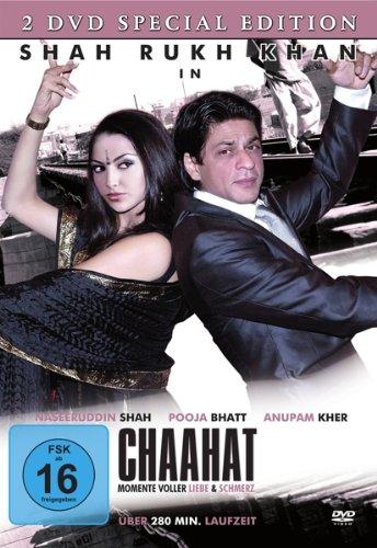 Chaahat - Momente voller Liebe & Schmerz [Special Edition] [2 DVDs]