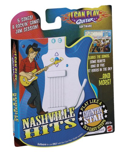 I Can Play Guitar Nashville Hits - 1