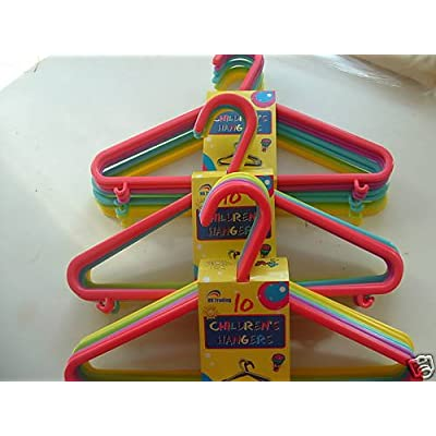 30 childrens coat hangers