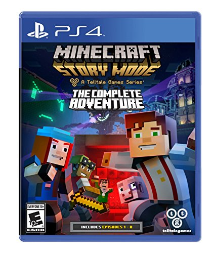 Minecraft-Story-Mode-The-Complete-Adventure-PlayStation-4