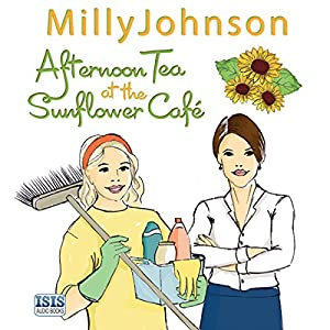 Afternoon Tea at the Sunflower Café Audiobook