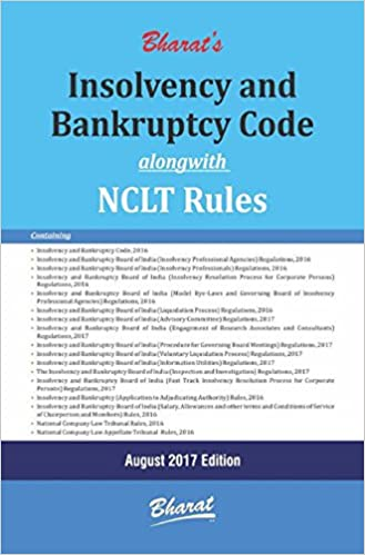 Insolvency & Bankruptcy Code Alongwith NCLT