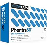 Atom Labs Phentra50 - The Diet Accelerator - Box of 60 Tablets