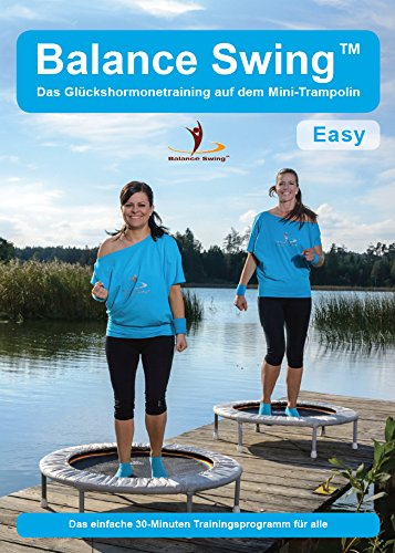 Balance Swing Easy - das Training auf dem Minitrampolin: Fitness DVD