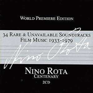 Nino Rota Centenary: 34 Rare & Unavailable Soundtracks / Film Music 1933-1979