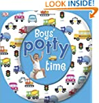 Boys' Potty Time (Dk)