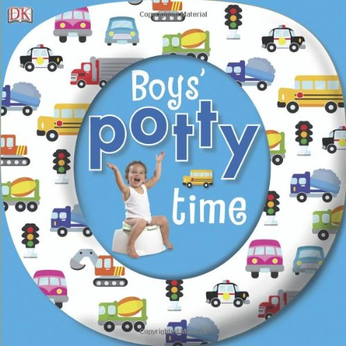 Boys' Potty Time front-733707