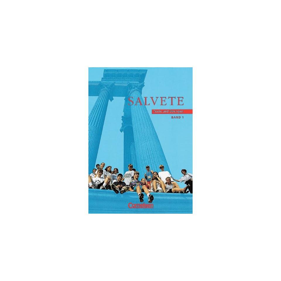 Salvete Bisherige Ausgabe Salvete Texte Und übungen On Popscreen