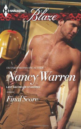 Image of Final Score (Harlequin Blaze\Last Bachelor Standing)