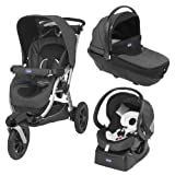 Chicco - 6079362990000 - Stroller Combo - Trio Activ3 - Anthracite