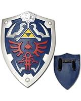 Full Size Link Hylian Zelda Shield with Grip & Handle