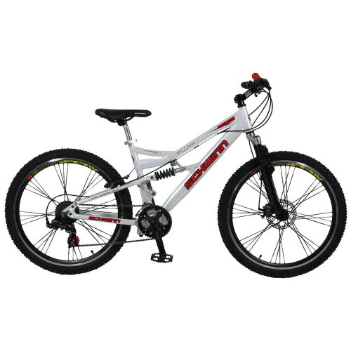Men's Schwinn Dual Suspension Bike - 26