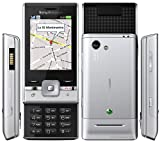 Sony Ericsson T715 Unlocked Mobile Phone - Silver