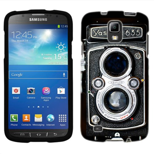 Samsung Galaxy S4 Active Vintage Old Yashica Camera 635 Phone Case Cover