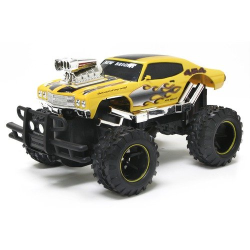 Monster Muscle Remote Control Truck - Chevy 454