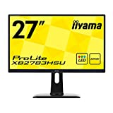 iiyama ディスプレイ モニター XB2783HSU-B1 27インチ/フルHD/HDMI端子付 ランキングお取り寄せ