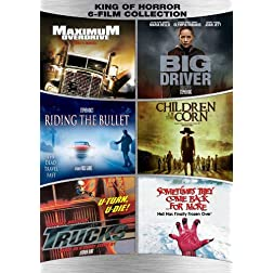 King Of Horror 6-film Collection