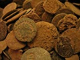 Lot of 50 Uncleaned Ancient Roman Coins