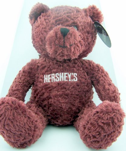 Brown Hersheys Chocolate Candy Teddy Bear Easter