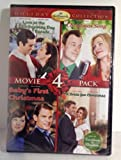 Hallmark Holiday Collection 4 Pack - Love the the Thanksgiving Day Parade / Christmas Song / Baby's First Christmas / A Bride for Christmas
