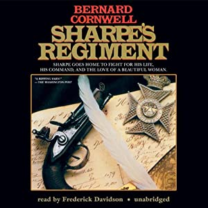 Sharpe's Regiment Audiobook