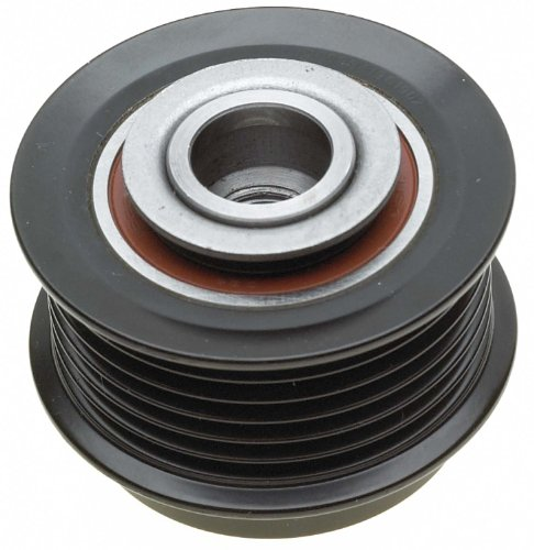 ACDelco 37015P Professional Alternator Decoupler Pulley with Dust Cap (2005 Pacifica Alternator compare prices)