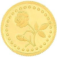 Malabar Gold and Diamonds  5 gm, 24k (999) Rose Gold Coin